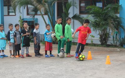Ekskul Futsal Al-Wildan Islamic School 2 Bekasi