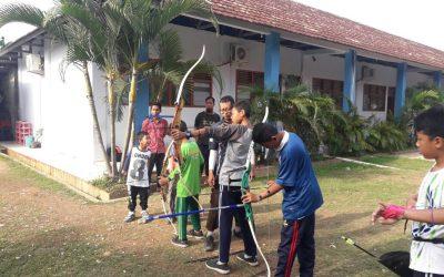 Memanah Extrakulikuler di Al-Wildan Islamic School 2 Bekasi